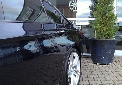 Fahrzeugpflege BMW 5 Serie
