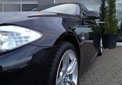 Lackierung BMW 535D