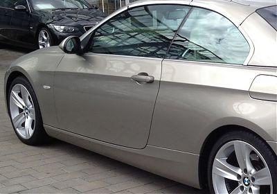 Felgenlackierung, Original BMW Alufelgen.
