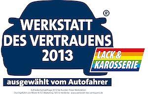 Werkstadt des Vertrauens 2013